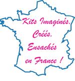 Kits imaginés, créés et ensachés en France !