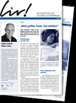 """""""Liv!"""" - Ihre Patientenzeitung"""