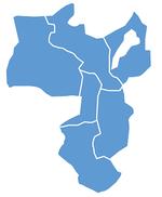 アライブの日常清掃(常駐清掃)は、大阪市・大阪府下、京都市・京都府下、神戸市・兵庫県下、奈良市ほか関西エリア全域でサービス提供しています。