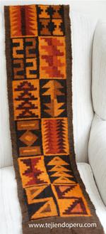 tejido en telar pisac cusco tejiendoperu