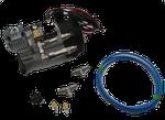 Kompakter Kompressor für die Drucküberprüfung der Luftfederung am Wohmobil, Reisemobil und Kastenwagen.