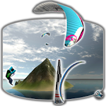 paragliding simulator est le jeu de référence pour les parapentiste utilisant un smatphone de type android