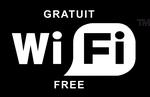 Accès Wifi gratuit dans les 2 gîtes