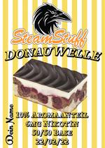 Donauwelle Kuchen zum Dampfen, Aroma Donauwelle, Donauwellen Liquid
