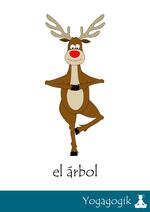 Rudolph arbol