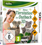 Packshot Meine Tierstation im Outback 3D