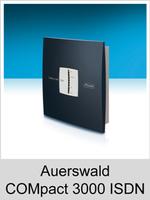 Freischaltungen und Funktionserweiterungen: Dongle-Freigaben und Freischaltcodes für Auerswald COMpact 3000 ISDN