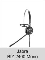 Jabra BIZ 2400 Mono: Schnurgebundenes Headset