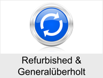 Refurbished & Generalüberholt