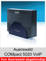 Freischaltungen und erweiterte Funktionen: Dongle-Freigaben und Freischaltcodes für Auerswald COMpact 5020 VoIP