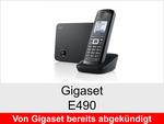 Archiv - Schnurloses Telefon: Gigaset E490