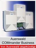 Freischaltungen und erweiterte Funktionen: Dongle-Freigaben und Freischaltcodes für Auerswald COMmander Business