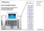 VoiceMail-System in der Übersicht 1/3