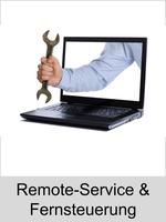 Schnelle und flexible Unterstützung aus der Ferne: Remote-Service & Fernsteuerung