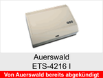 Archiv - Telefonanlage: Auerswald ETS-4216 I