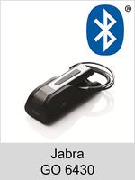 Jabra GO 6430: Schnurloses Headset mit Bluetooth-Schnittstelle
