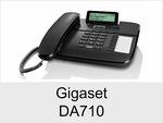 Schnurgebundenes Telefon: Gigaset DA710