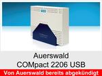 Archiv - Telefonanlage: Auerswald COMpact 2206 USB