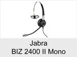 Jabra  BIZ 2400 II Mono