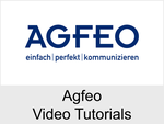 Agfeo Video Tutorials