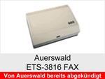 Archiv - Telefonanlage: Auerswald ETS-3816 FAX