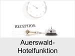 Funktionserweiterungen und Freischaltungen für Anlagen und Telefone: Auerswald-Hotelfunktion