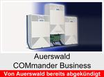 """Funktionserweiterungen und Freischaltungen für Auerswald COMmander Business"""": Anlagenkonfigurationen"""