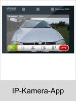 Auerswald Upgrade-Center - Funktionserweiterungen und Freischaltungen für Anlagen und Telefone: IP-Kamera-App