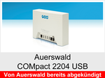 Archiv - Telefonanlage: Auerswald COMpact 2204 USB