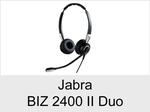 Jabra  BIZ 2400 II Duo