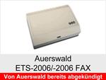 Archiv - Telefonanlage: Auerswald ETS-2206/-2006 FAX