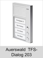 Türsprechtechnik: Auerswald TFS-Dialog 203