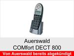 Archiv - Schnurloses ISDN Telefon: Auerswald COMfort 800