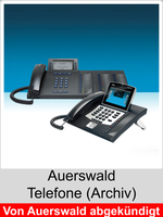 Auerswald - Telefone (Archiv)