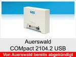Archiv - Telefonanlage: Auerswald COMpact 2104.2 USB
