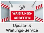 Update- und Wartungsservice und Update-Vereinbarung