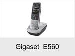 Schnurloses Telefon: Gigaset E560