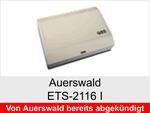 Archiv - Telefonanlage: Auerswald ETS-2116 I