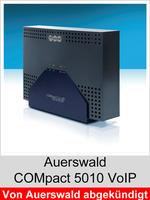 Freischaltungen und erweiterte Funktionen: Dongle-Freigaben und Freischaltcodes für Auerswald COMpact 5010 VoIP