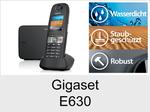 Schnurloses Telefon: Gigaset E630