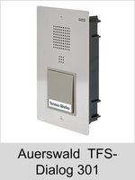 Türsprechtechnik: Auerswald TFS-Dialog 301