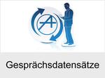 Funktionserweiterungen und Freischaltungen für Anlagen und Telefone: Gesprächsdatensätze