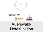 Funktionserweiterungen und Freischaltungen für Anlagen und Telefone: Auerswald Hotelfunktion