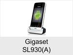 Schnurloses Telefon: Gigaset SL930A