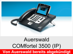 Standard Klingeltöne für Auerswald COMfortel 3500 (IP)