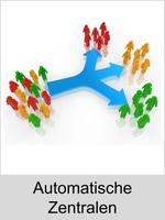 Auerswald Upgrade-Center - Funktionserweiterungen und Freischaltungen für Anlagen und Telefone: Automatische Zentralen
