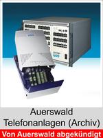 Auerswald - Telefonanlagen (Archiv)