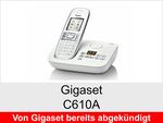 Archiv - Schnurloses Telefon: Gigaset C610A