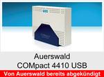 Archiv - Telefonanlage: Auerswald COMpact 4410 USB