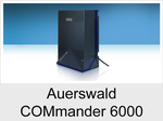 """Funktionserweiterungen und Freischaltungen für Auerswald COMmander 6000R"""": Telefonbuch Gigaset"""